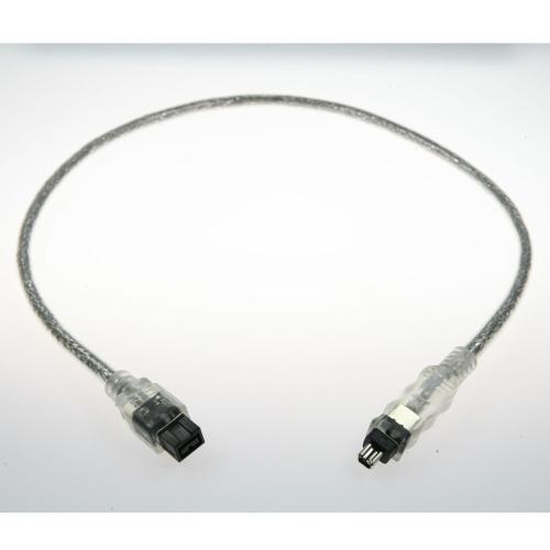 FireWire 800. 9-pol auf 4-pol. 50cm - kurze-kabel.de