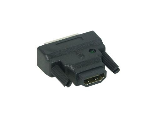 HDMI (w) an DVI-D (m) - Adapter