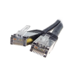5er-Pack LAN-/Patch-Kabel. grau. Cat.5e. 100 cm