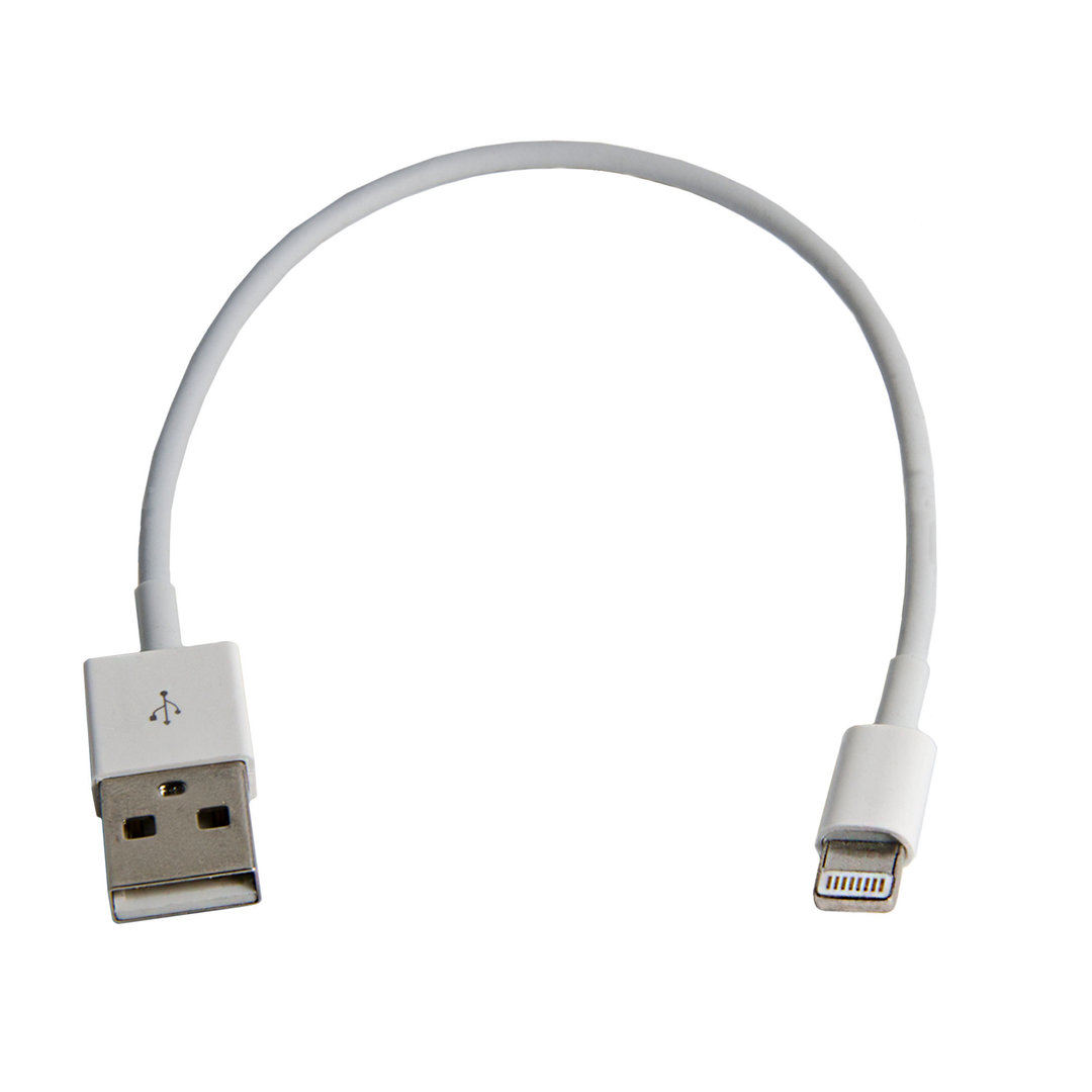 Lightning-Kabel (USB auf 8pin) | Sync-Kabel für iPhone 5/6/7 , iPad Air, iPod | 20cm